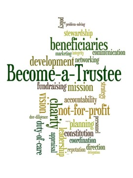 trustee words