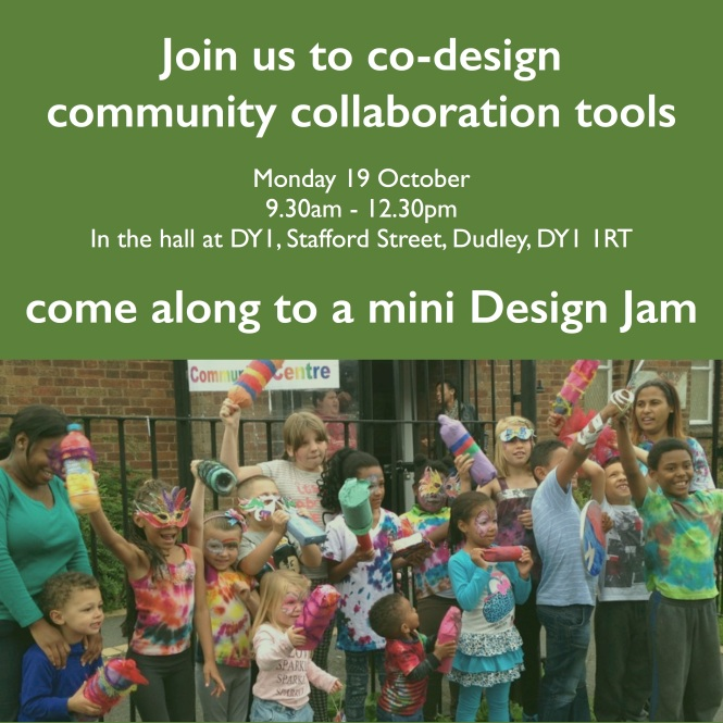 Co-designing community collaboration tools 1