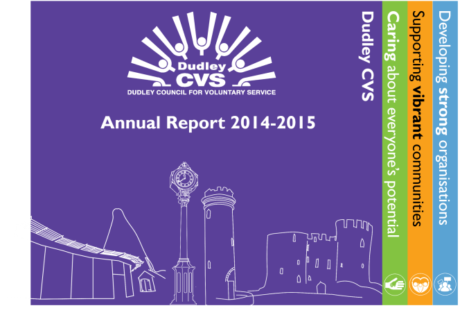 Dudley CVS Annual Report, 2014-15