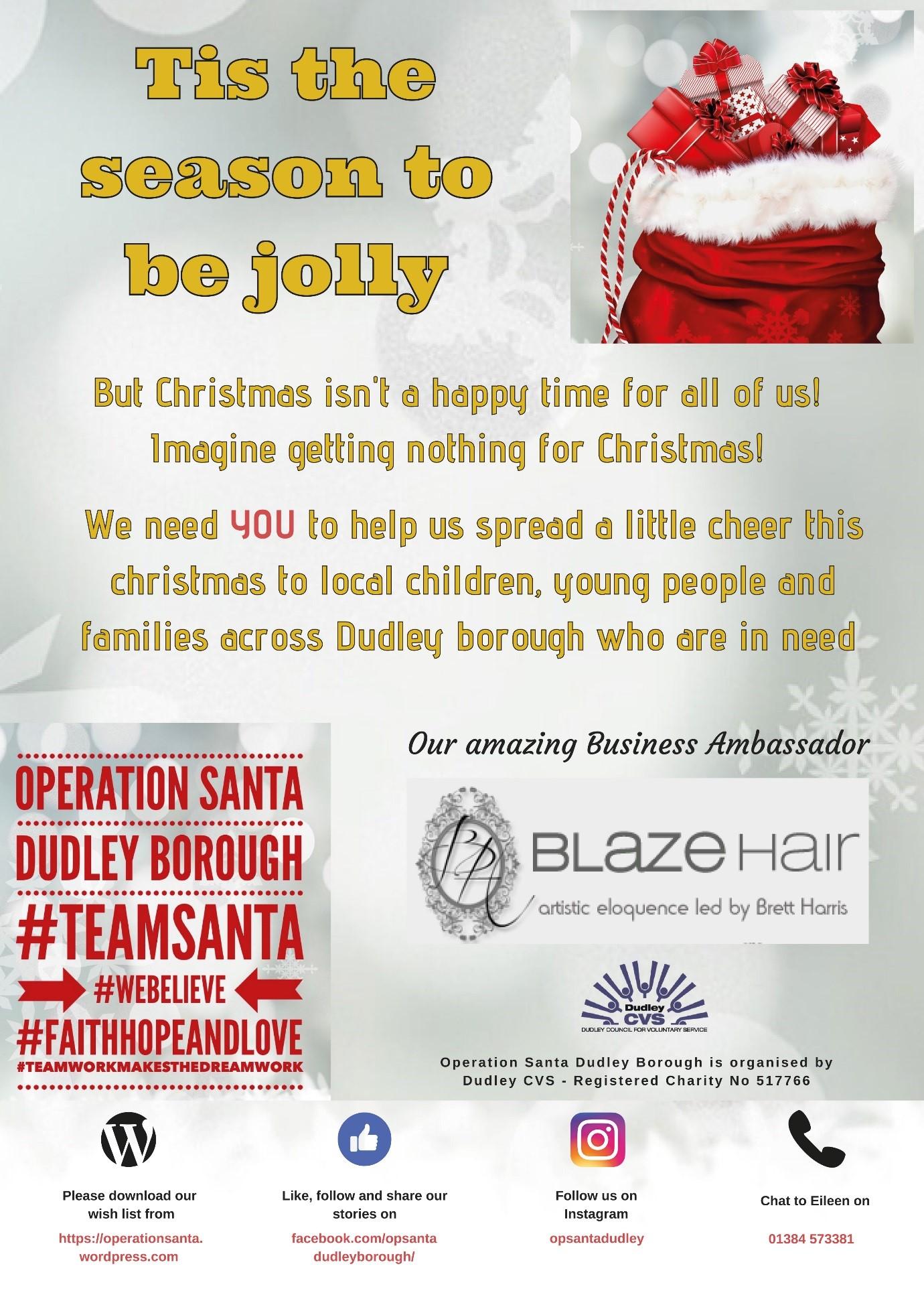 Operation Santa 2018 is go go go! #charitytuesday – Dudley CVS blog
