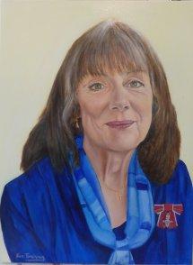 Jane Clarke by Ken Tomlinson