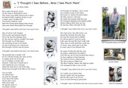 Dr Brian Dakin's poem about Karl Denning