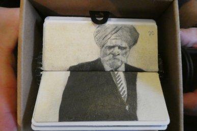 Gurchuran Singh Bedi by Alex Maczkowski