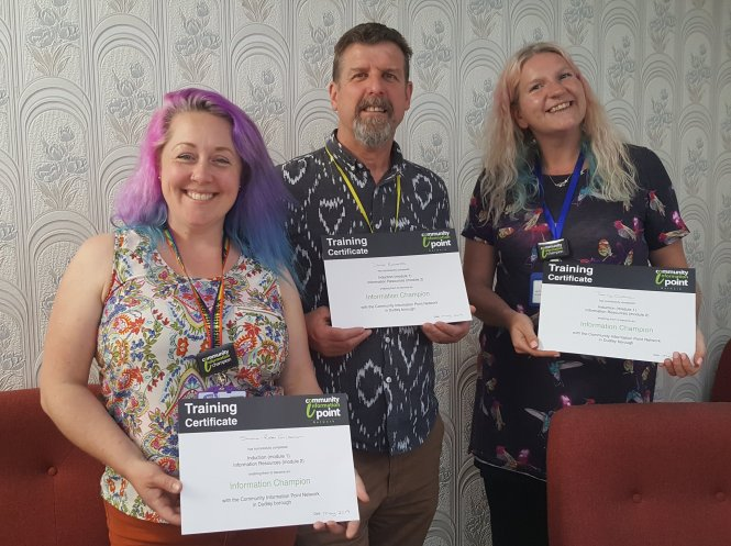 Coseley Info Champs
