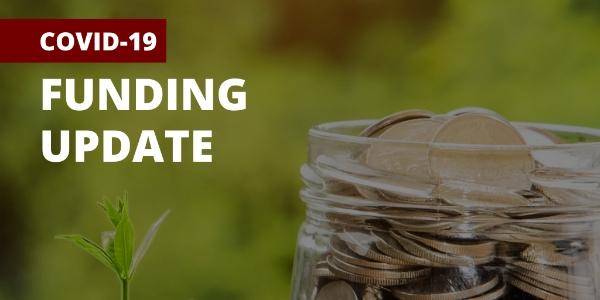 Covid19 funding